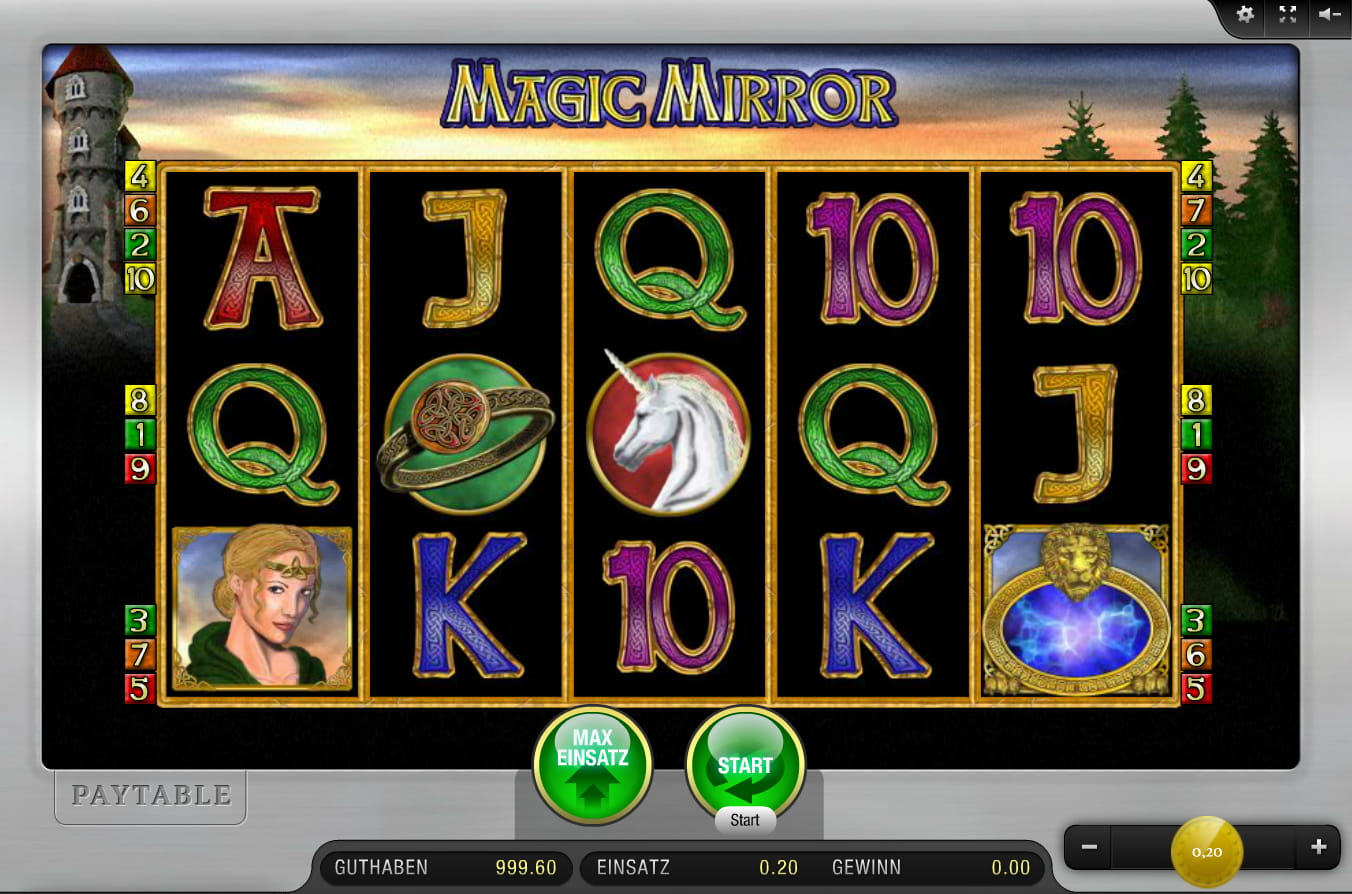 magic mirror casino